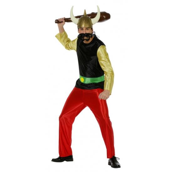 Carnaval Gallier kostuum voor mannen