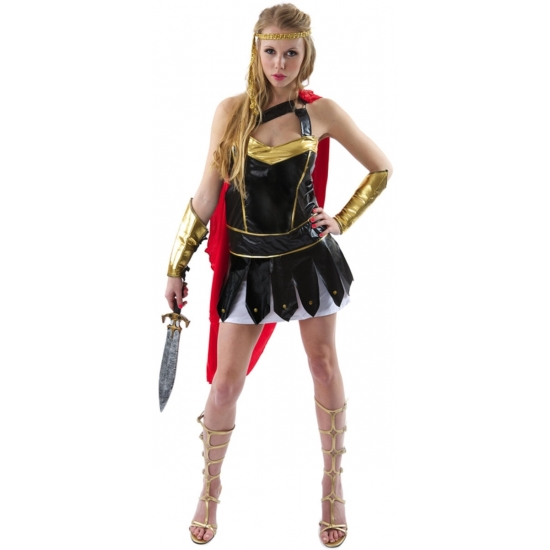 Carnavalskostuum winkel Carnaval Gladiator kostuum Geschiedenis kostuums