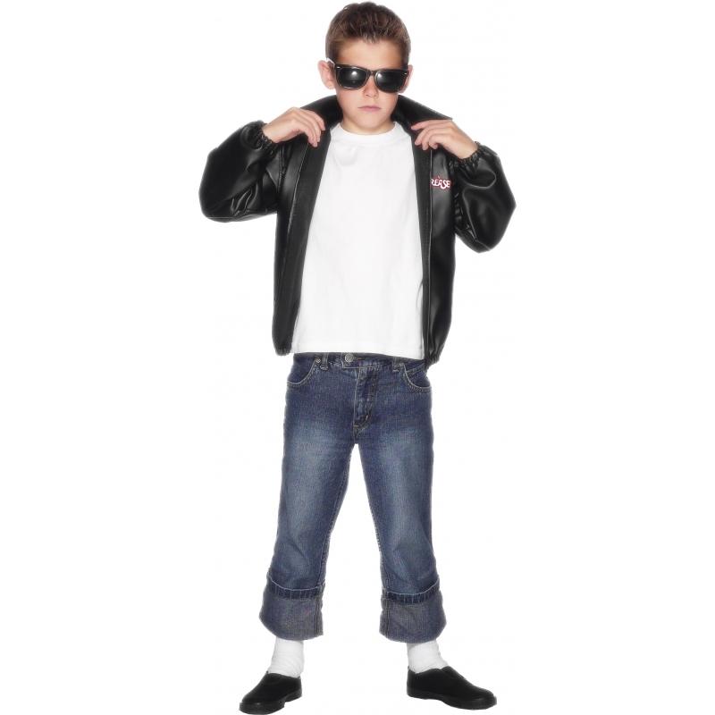 Carnaval Grease jasje jongens Smiffys Beste koop