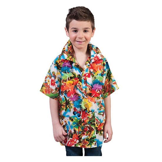Landen kostuums Carnavalskostuum winkel Carnaval Hawaii shirts voor kinderen