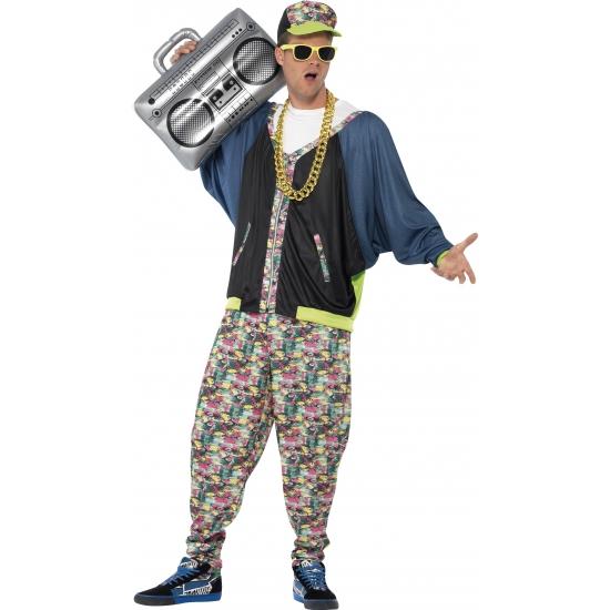 Carnaval Hip hop kostuum voor heren
