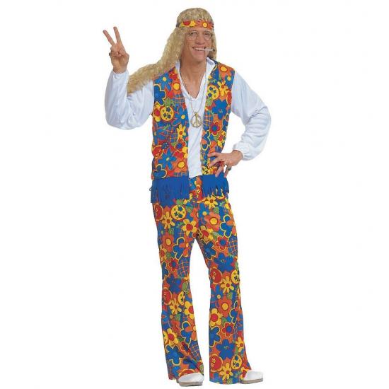 Carnaval Hippie kleding voor mannen