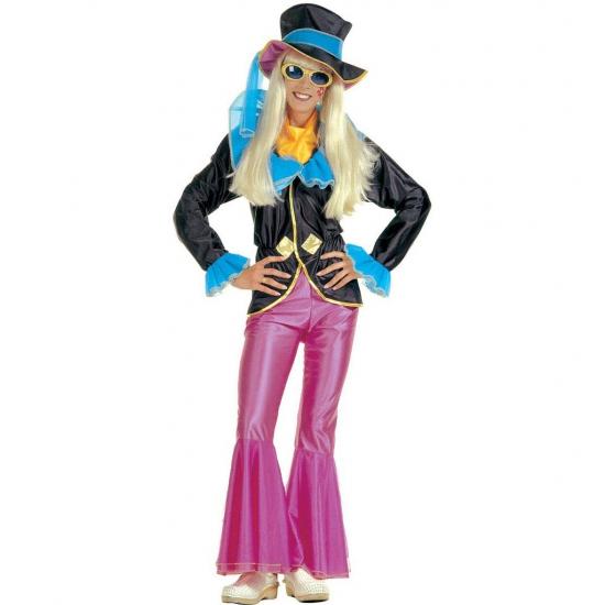 Carnaval Hippie outfit voor vrouwen