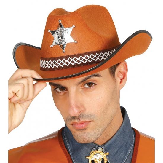 Feest hoeden Carnaval hoeden politie sheriff