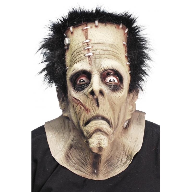 Feest Maskers Carnaval Horror masker Frankenstein