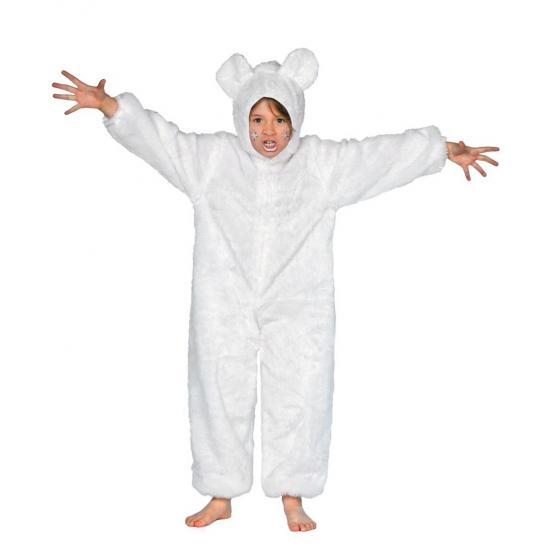 Carnaval IJsberen pak voor kinderen
