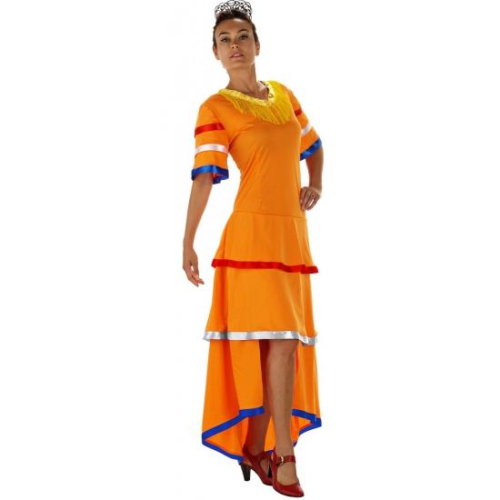Carnaval jurk Samba stijl