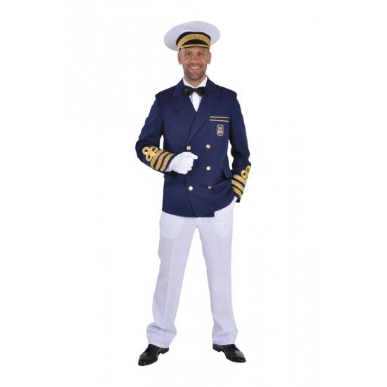 Carnaval Kapiteins jassen heren