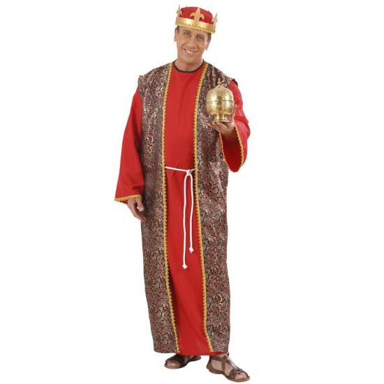 Carnavalskostuum winkel Carnaval Koning Casper kostuum Kerst kostuums