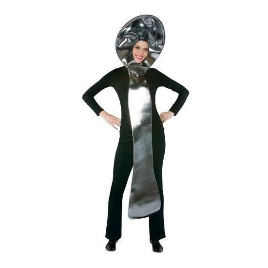 Carnaval Lepel kostuum voor volwassenen