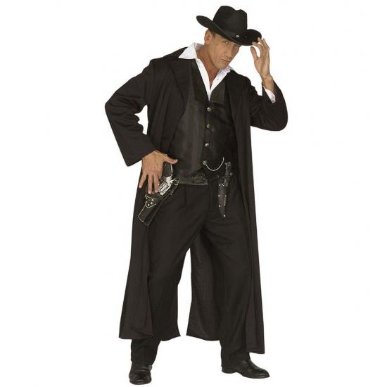 Carnaval Luxe Cowboy kostuum voor heren