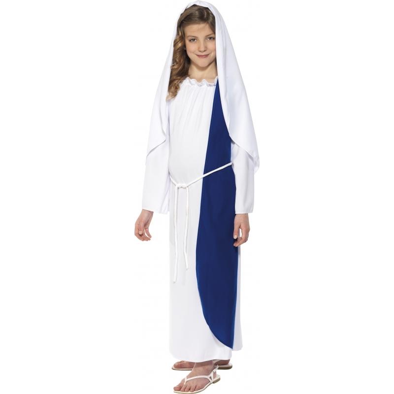 Kerst kostuums Smiffys Carnaval Maria kostuum kinderen
