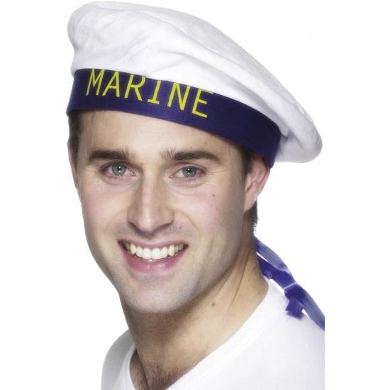 Carnaval Marine matrozen hoedje Geen Beste koop