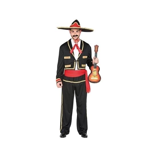 Carnaval Mexicaans kostuum voor heren