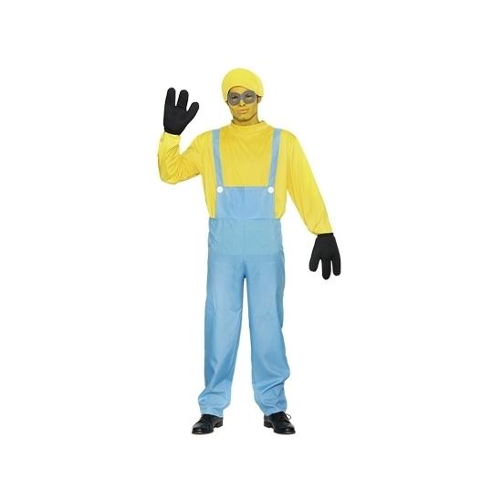 Carnaval Mini man kostuum voor heren