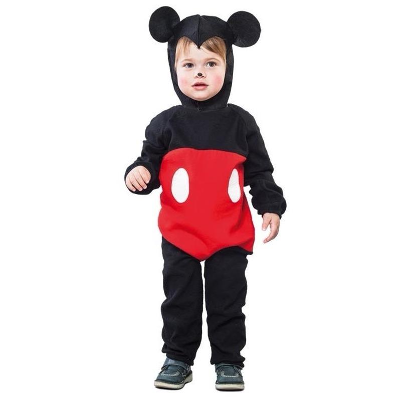 Carnaval Muis Mouse kostuum voor kinderen