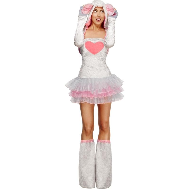 Carnaval Muizen jurkje voor dames