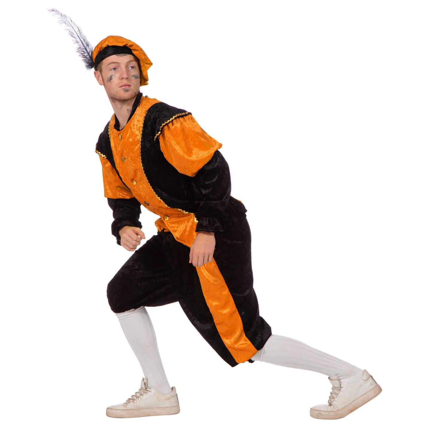 Carnaval Oranje zwarte pieten kostuum budget