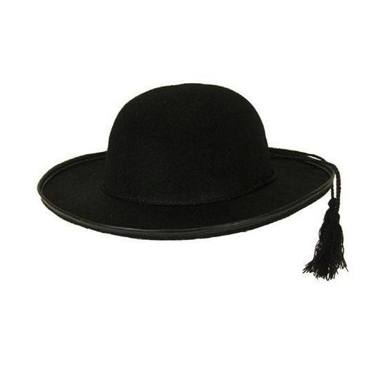 Feest hoeden Carnavalskostuum winkel Carnaval Pastoor hoed