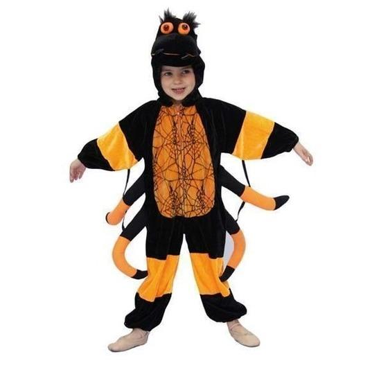 Carnaval Pluche spinnen kostuum kinderen