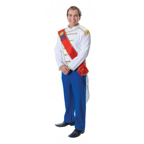 Carnaval Prince Charming kostuum voor heren