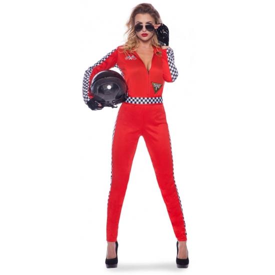 Carnaval Race kostuum voor dames