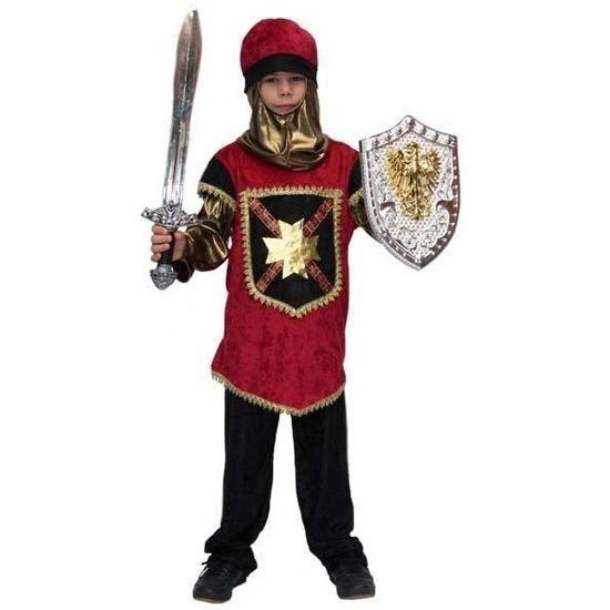Carnaval Ridder kostuum voor kinderen