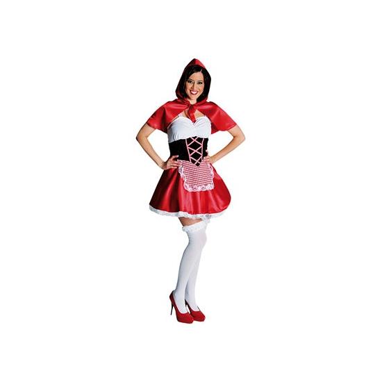 Carnaval Roodkapje jurkje voor dames