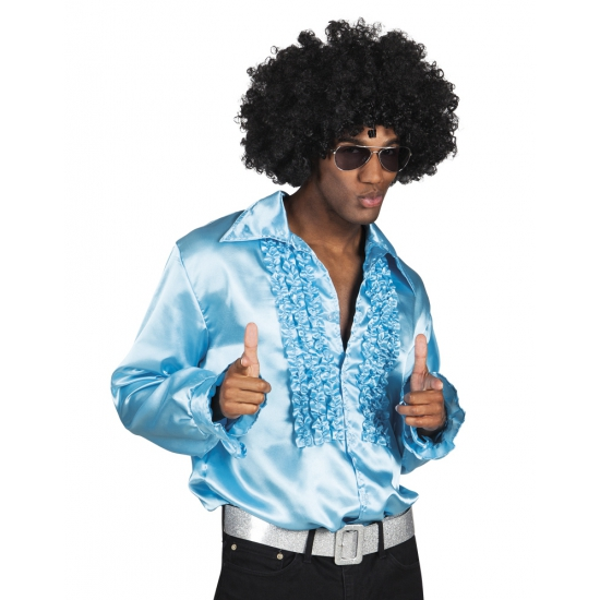 carnaval-rouche-overhemd-turquoise