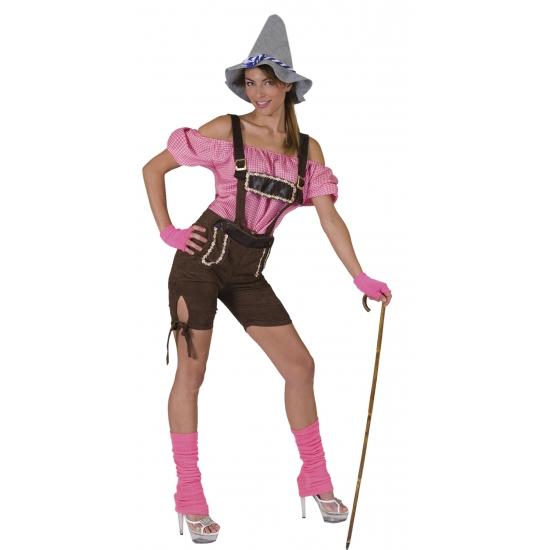 Carnaval Sexy tiroler kleding voor dames