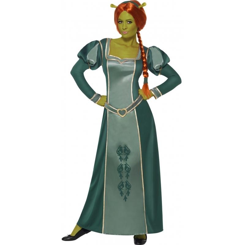 Carnaval Shrek kostuum Fiona
