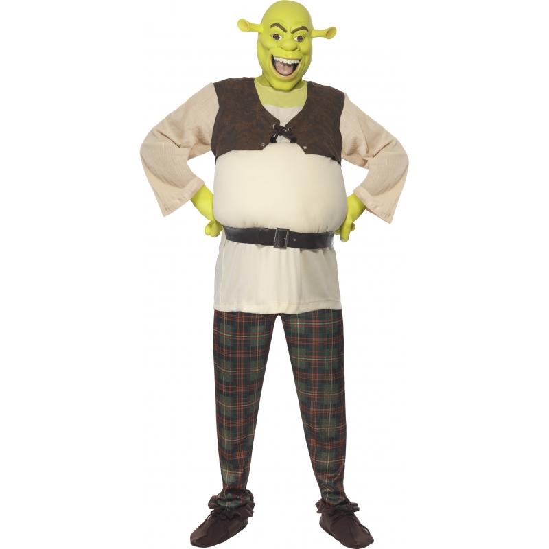 Carnaval Shrek kostuum