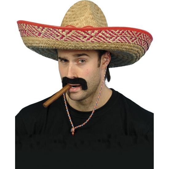 Feest hoeden Smiffys Carnaval Sombrero Fiesta