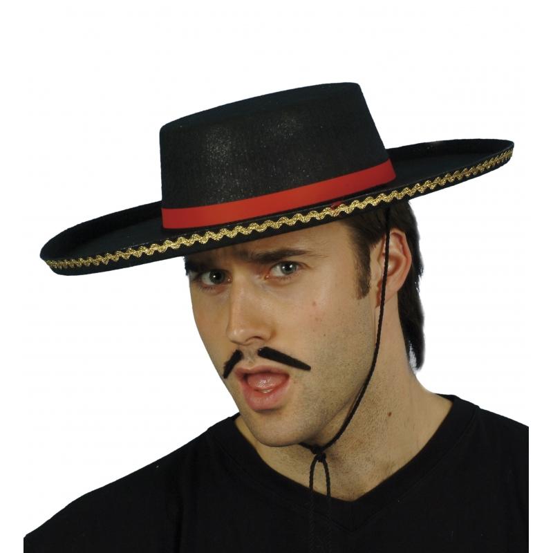 Carnaval Spaanse hoed