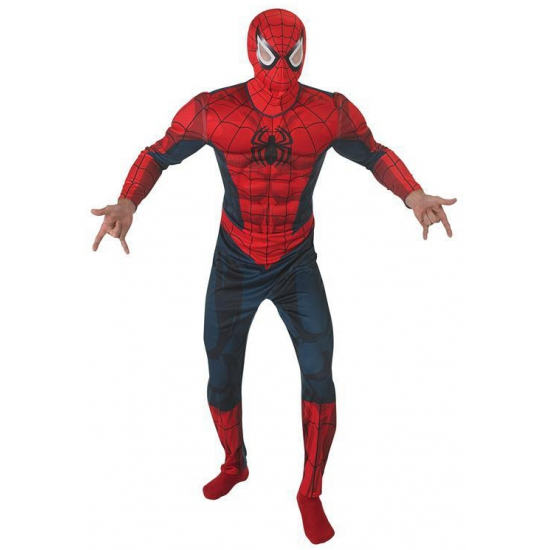 Carnaval Spiderman kostuum deluxe