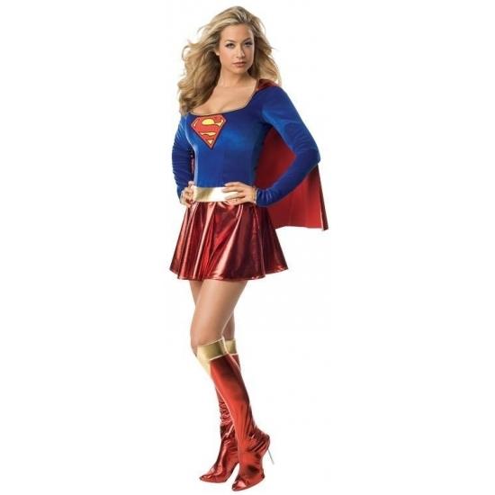 Carnaval Supergirl kostuum Superman Goedkoop