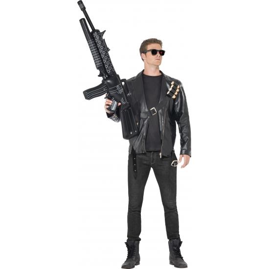 Carnaval Terminator kostuum voor heren