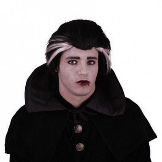 Pruiken Carnavalskostuum winkel Carnaval vampieren pruiken