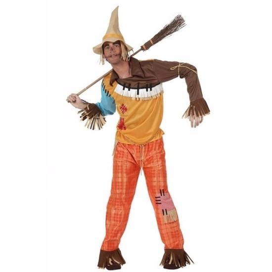Carnaval Vogelverschrikker kostuum