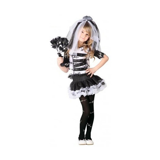 Carnavalskostuum winkel Carnavalkostuum zombie bruid voor meisjes Halloween kostuums
