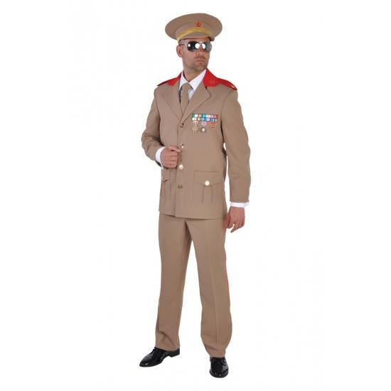 Carnavalskleding Russische officier