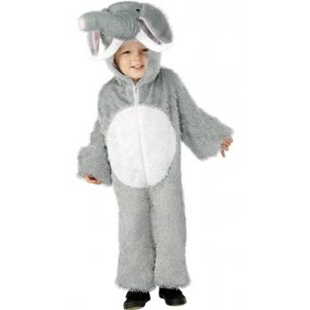 Carnavalspak olifant voor kinderen Smiffys Dierenpakken