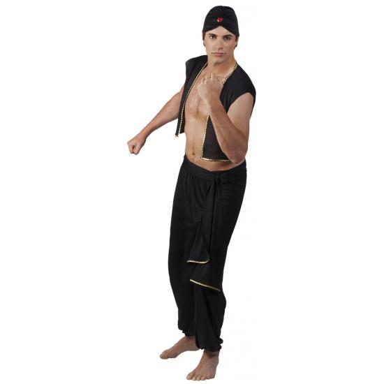 Compleet Arabisch kostuum voor heren