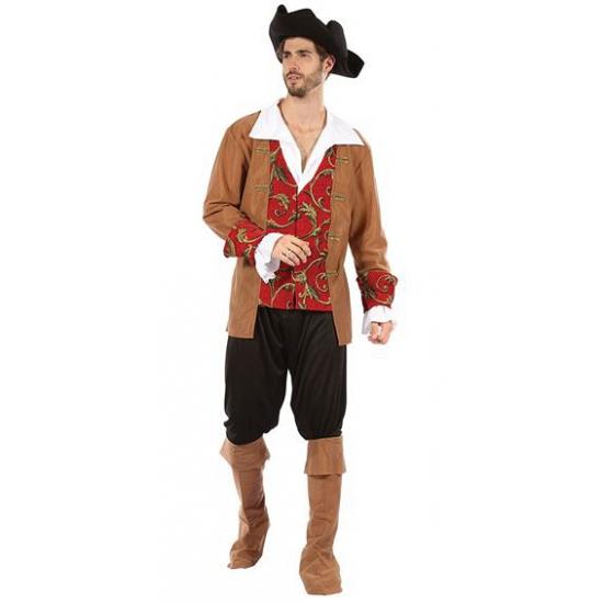 Complete piraten outfits voor heren