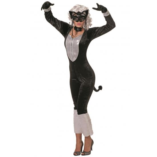 Dames verkleedkleding Alley cat