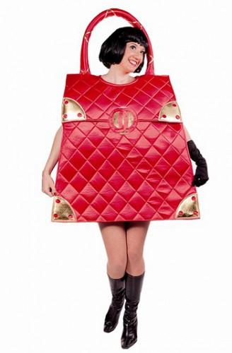 Funny kostuums Damestas verkleedkostuum rood
