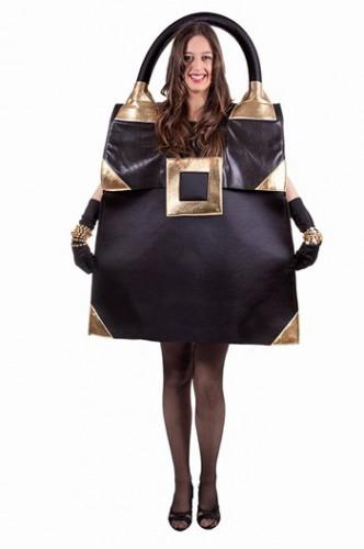 Damestas verkleedkostuum zwart Carnavalskostuum winkel Hoge kwaliteit