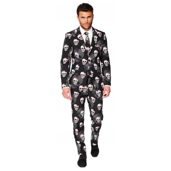 Doodshoofden outfit maatpak