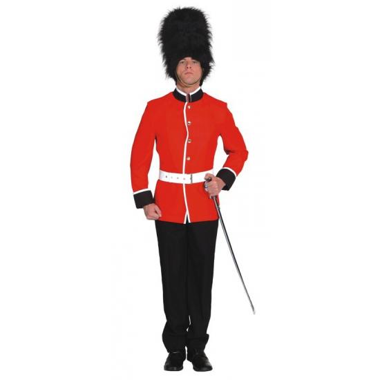 Engelse soldaat kostuum voor volwassenen