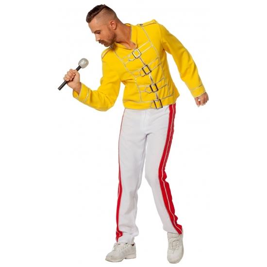 Feest rockstar pak Freddie Mercury